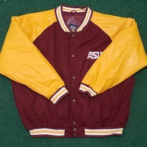 Vintage Arizona State University Sun Devils varsit